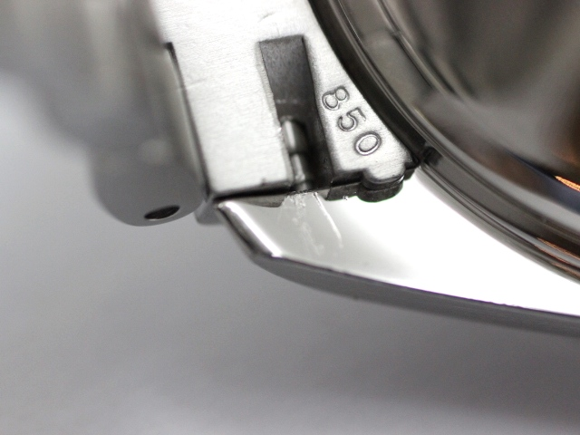 OMEGA オメガ スピードマスター デイデイト 3523.30.00 オートマチック SS シルバー クロノグラフ 生活防水 TM2【472】 image number 11