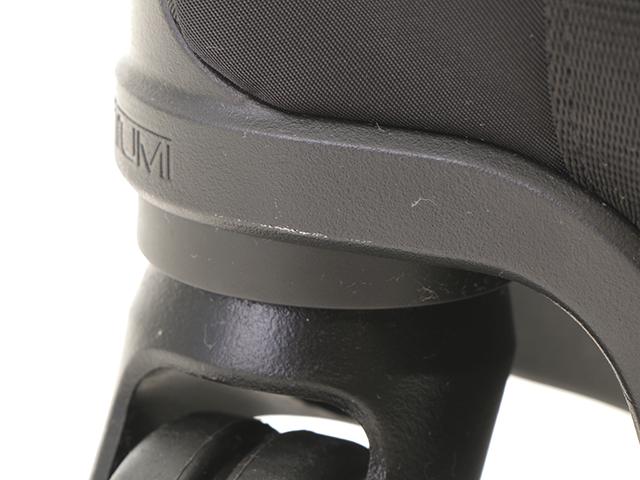 TUMI トゥミ インターナショナル・キャリーオン ブラック ゴールド金具 ナイロン キャリー【472】YI image number 7