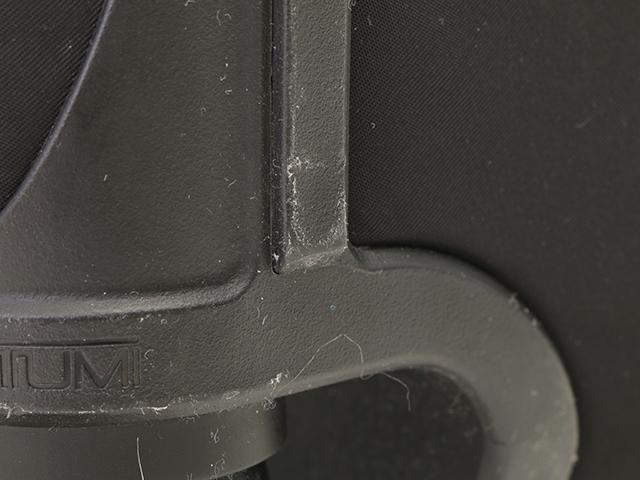 TUMI トゥミ インターナショナル・キャリーオン ブラック ゴールド金具 ナイロン キャリー【472】YI image number 8