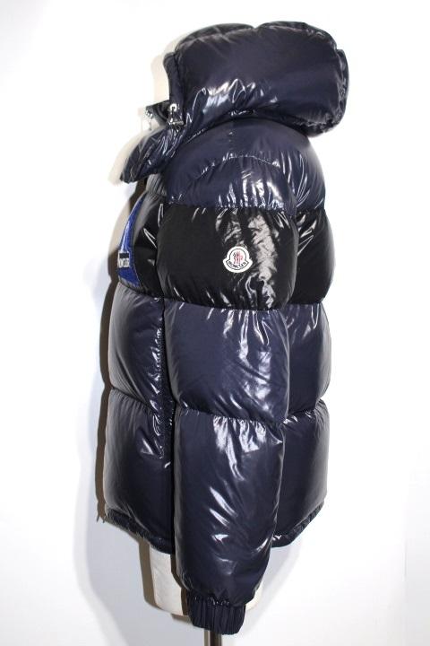 MONCLER モンクレール ダウンジャケット メンズ1 ネイビー ナイロン GARY ゲイリー 2019年 (2148103153464) 【200】 image number 1