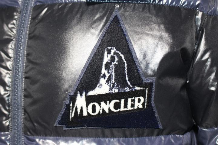 MONCLER モンクレール ダウンジャケット メンズ1 ネイビー ナイロン GARY ゲイリー 2019年 (2148103153464) 【200】 image number 8