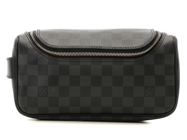 LOUIS VUITTON  ルイヴィトン トワレ・ポーチ ダミエ・グラフィット N47625 【472】