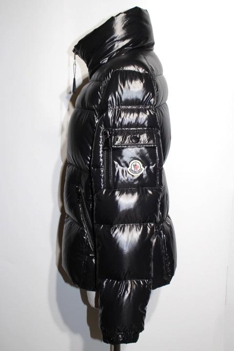 MONCLER モンクレール アウター ダウンジャケット MOYADE モヤデ ブラック ナイロン 2020年秋冬 ¥172,700- (2148103188770) 【200】 image number 1