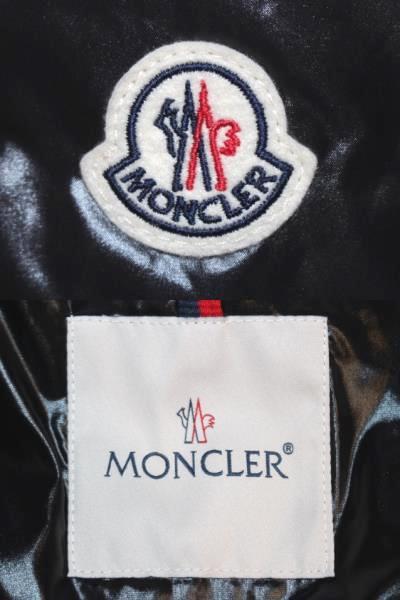 MONCLER モンクレール アウター ダウンジャケット MOYADE モヤデ ブラック ナイロン 2020年秋冬 ¥172,700- (2148103188770) 【200】 image number 5