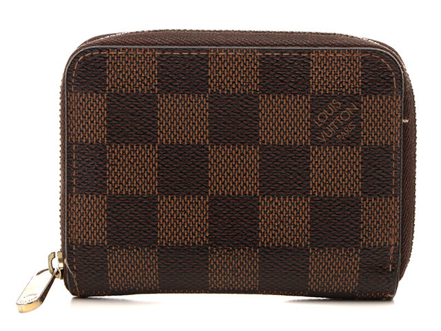 LOUIS VUITTON ルイヴィトン ジッピー・コインパース 小銭入れ コインケース ダミエ N63070【435】