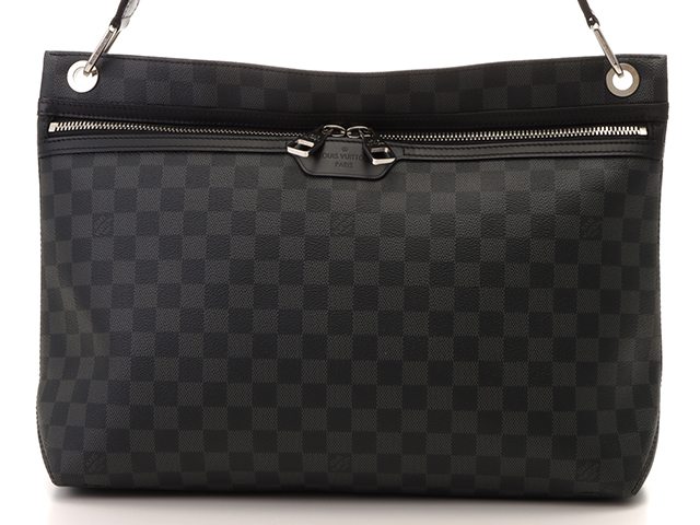 LOUIS VUITTON ルイヴィトン バッグ ショルダーバッグ ダミエ・グラフィット ハンター N41656 【434】