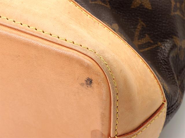 LOUIS VUITTON ロックイット・オリゾンタル ハンドバッグ モノグラム M40104 【474】 image number 8