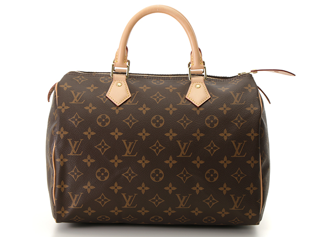 Louis Vuitton ルイ・ヴィトン スピーディー30 モノグラム【430】2148103345999 image number 0