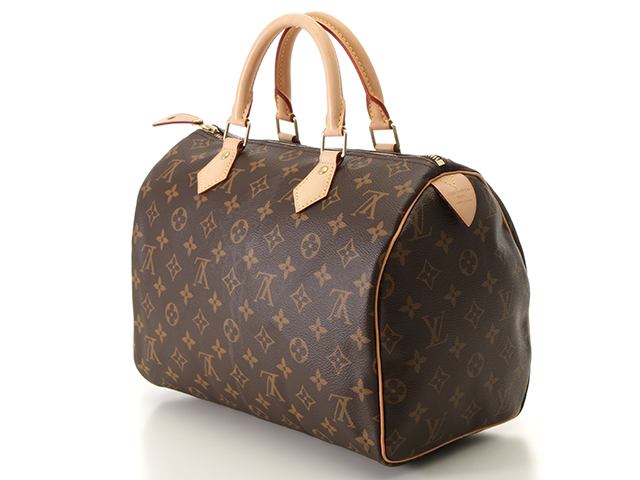Louis Vuitton ルイ・ヴィトン スピーディー30 モノグラム【430】2148103345999 image number 1