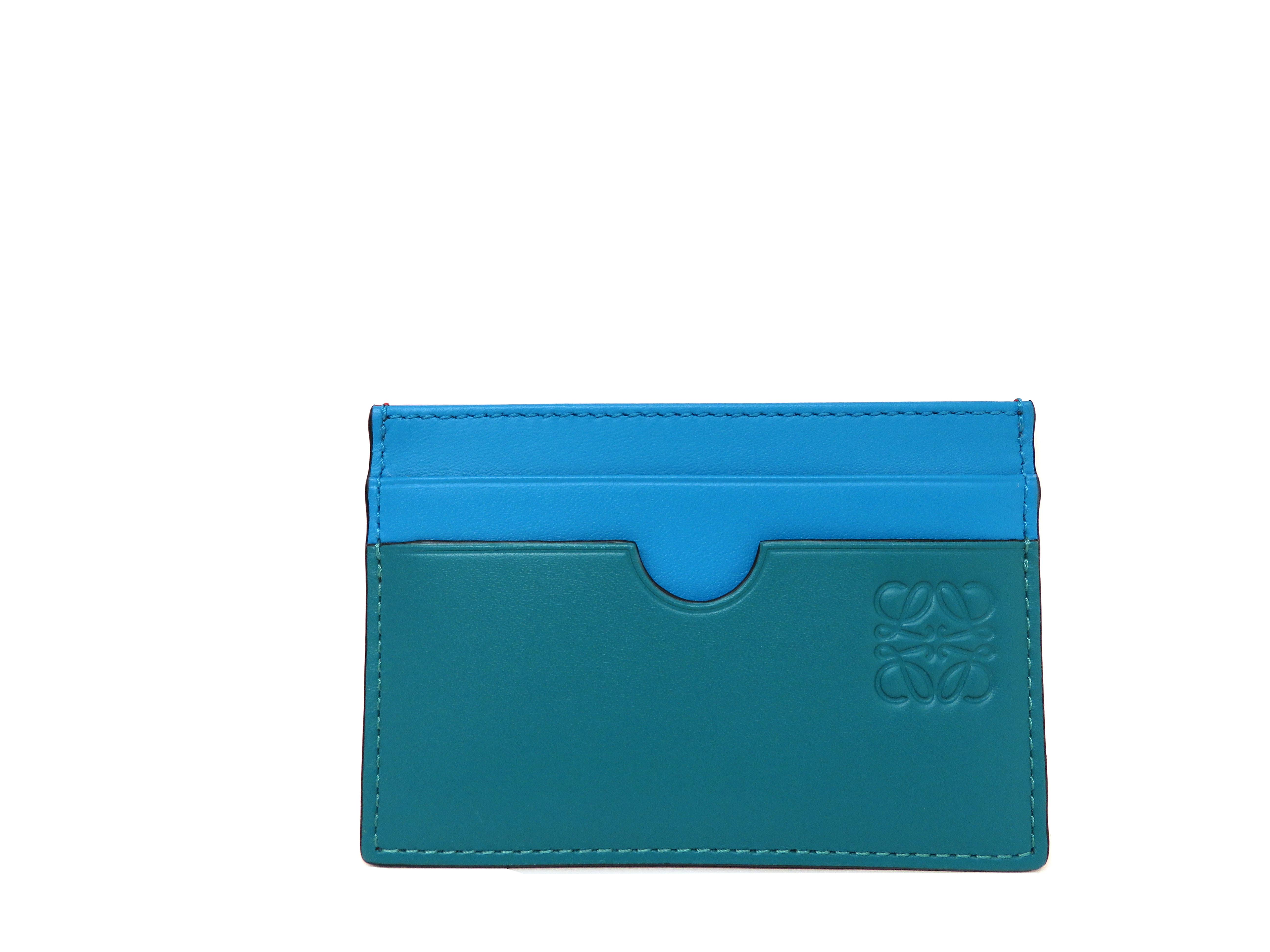 LOEWE ロエベ 小物 カードケース マルチカラー カーフ【432】