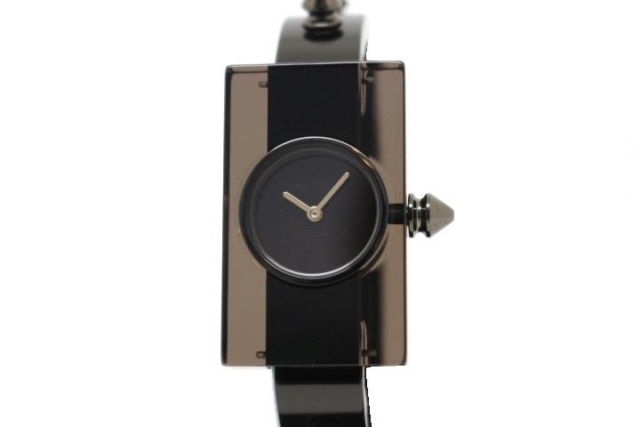 GUCCI グッチ 時計 ヴィンテージウェブ YA143514 143.5 プラスチック レディース クオーツ (2148103302985)【200】