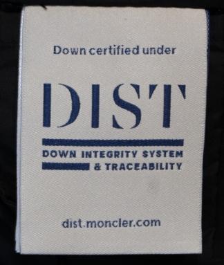 MONCLER モンクレール ダウンジャケット レディース2 約Mサイズ ブラック ナイロン TIAC 2020年 (2148103388453)【200】 image number 10