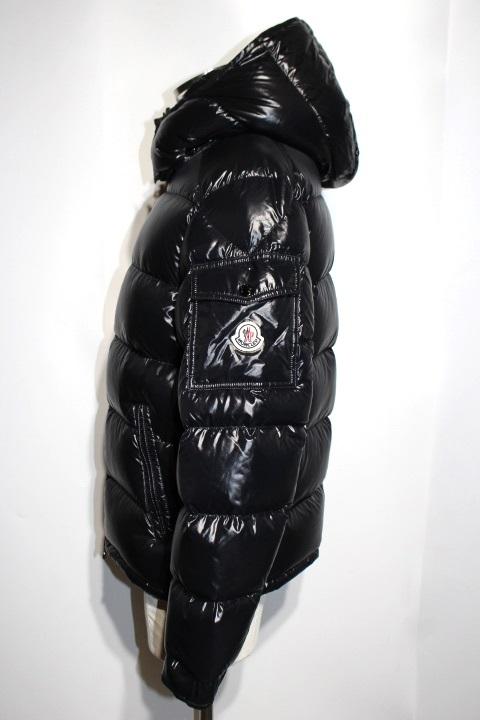 MONCLER モンクレール アウター ダウンジャケット MAYA マヤ メンズ1 約Sサイズ ブラック ナイロン 2021年 定価¥178,200- 2148103388620【200】 image number 1
