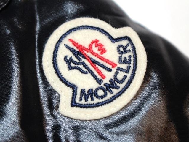 MONCLER モンクレール アウター ダウンジャケット MAYA マヤ メンズ1 約Sサイズ ブラック ナイロン 2021年 定価¥178,200- 2148103388620【200】 image number 4