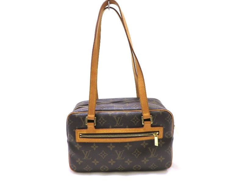 LOUIS VUITTON ルイ・ヴィトン シテMM モノグラム M51182【472】RK image number 0