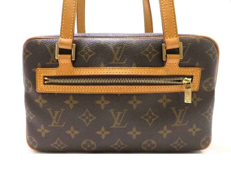LOUIS VUITTON ルイ・ヴィトン シテMM モノグラム M51182【472】RK image number 1