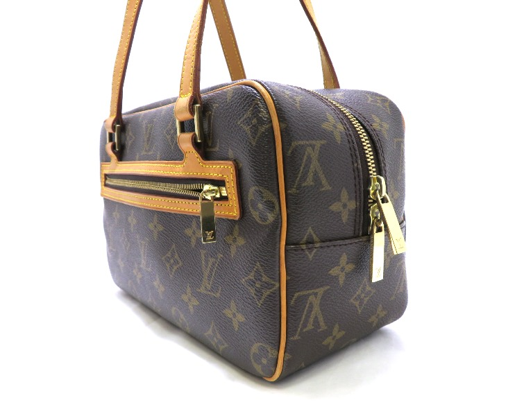 LOUIS VUITTON ルイ・ヴィトン シテMM モノグラム M51182【472】RK image number 3