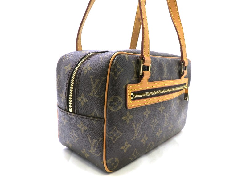 LOUIS VUITTON ルイ・ヴィトン シテMM モノグラム M51182【472】RK image number 4