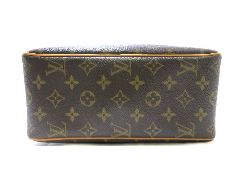 LOUIS VUITTON ルイ・ヴィトン シテMM モノグラム M51182【472】RK image number 5