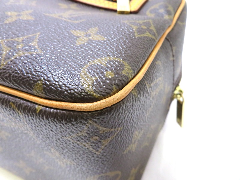 LOUIS VUITTON ルイ・ヴィトン シテMM モノグラム M51182【472】RK image number 6