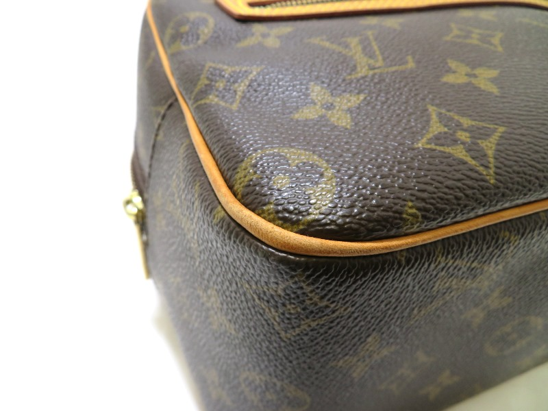 LOUIS VUITTON ルイ・ヴィトン シテMM モノグラム M51182【472】RK image number 7