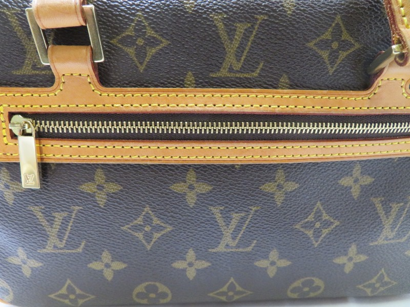 LOUIS VUITTON ルイ・ヴィトン シテMM モノグラム M51182【472】RK image number 19