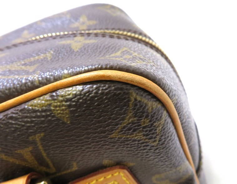 LOUIS VUITTON ルイ・ヴィトン シテMM モノグラム M51182【472】RK image number 11