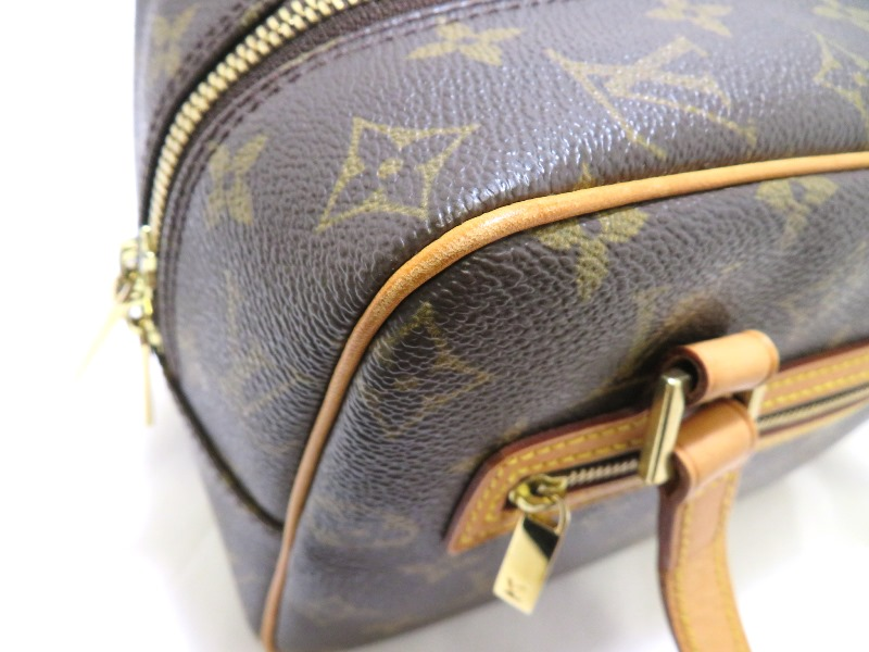 LOUIS VUITTON ルイ・ヴィトン シテMM モノグラム M51182【472】RK image number 12