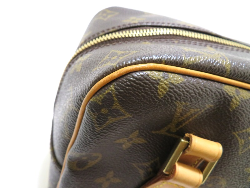 LOUIS VUITTON ルイ・ヴィトン シテMM モノグラム M51182【472】RK image number 14