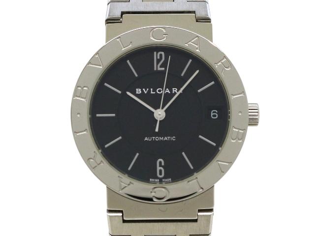 BVLGARI ブルガリ 時計 ブルガリブルガリ BB33SSAUTO ボーイズ 自動巻き ステンレス SS (2148103312779)【200】