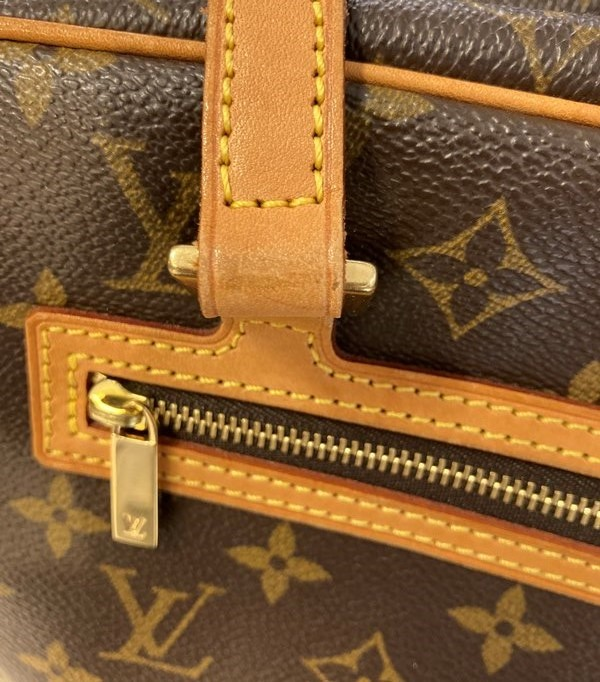 LOUIS VUITTON ルイ・ヴィトン シテMM モノグラム M51182【472】RK image number 23