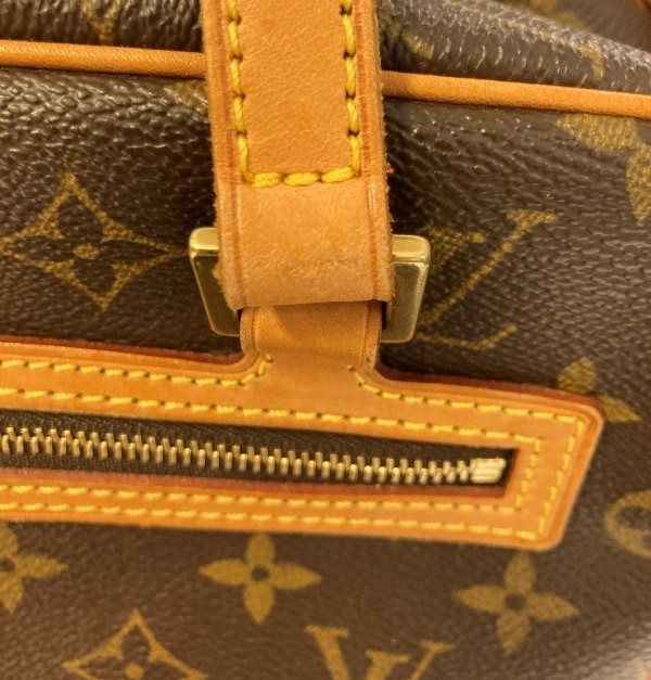 LOUIS VUITTON ルイ・ヴィトン シテMM モノグラム M51182【472】RK image number 24